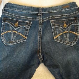 Kut from the cloth dark jeans